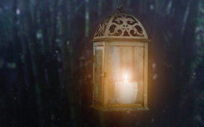 Kaikki se valo jota emme näe. Mistä apua kun elämä koettelee?