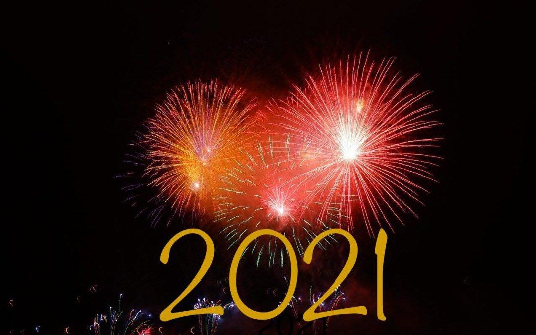Tunteikas vuosi 2020 on taputeltu! Mistä sinä voit kiittää itseäsi?